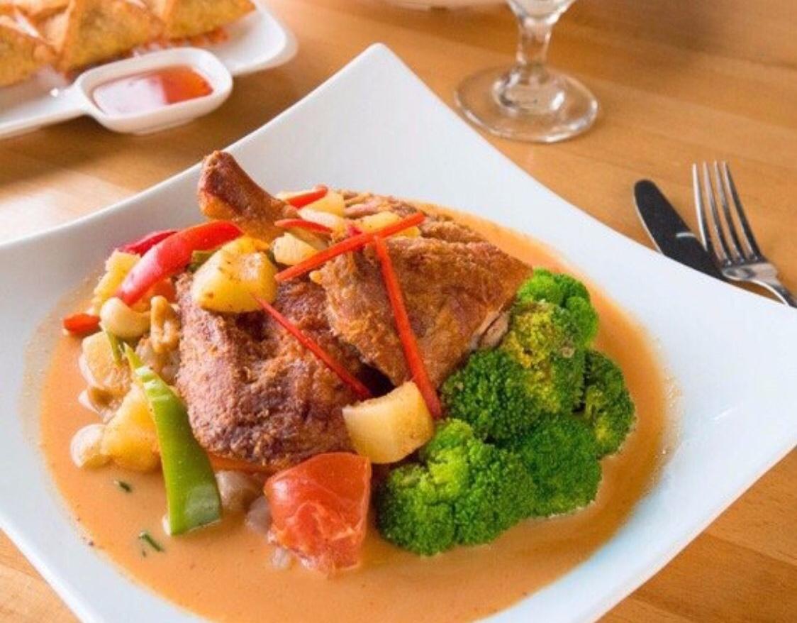 Circles Thai Contemporary Asian Cuisine